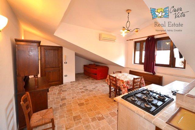 Nice apartment in center of Novigrad