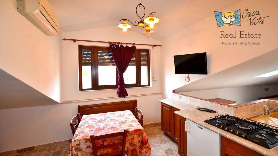 Stanovanje, 47 m2, Prodaja, Novigrad