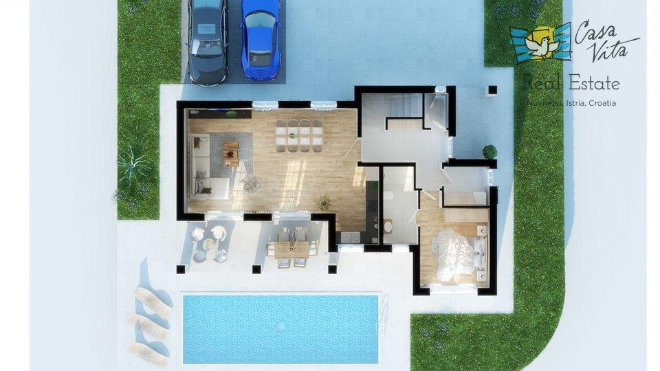 Hiša, 164 m2, Prodaja, Poreč